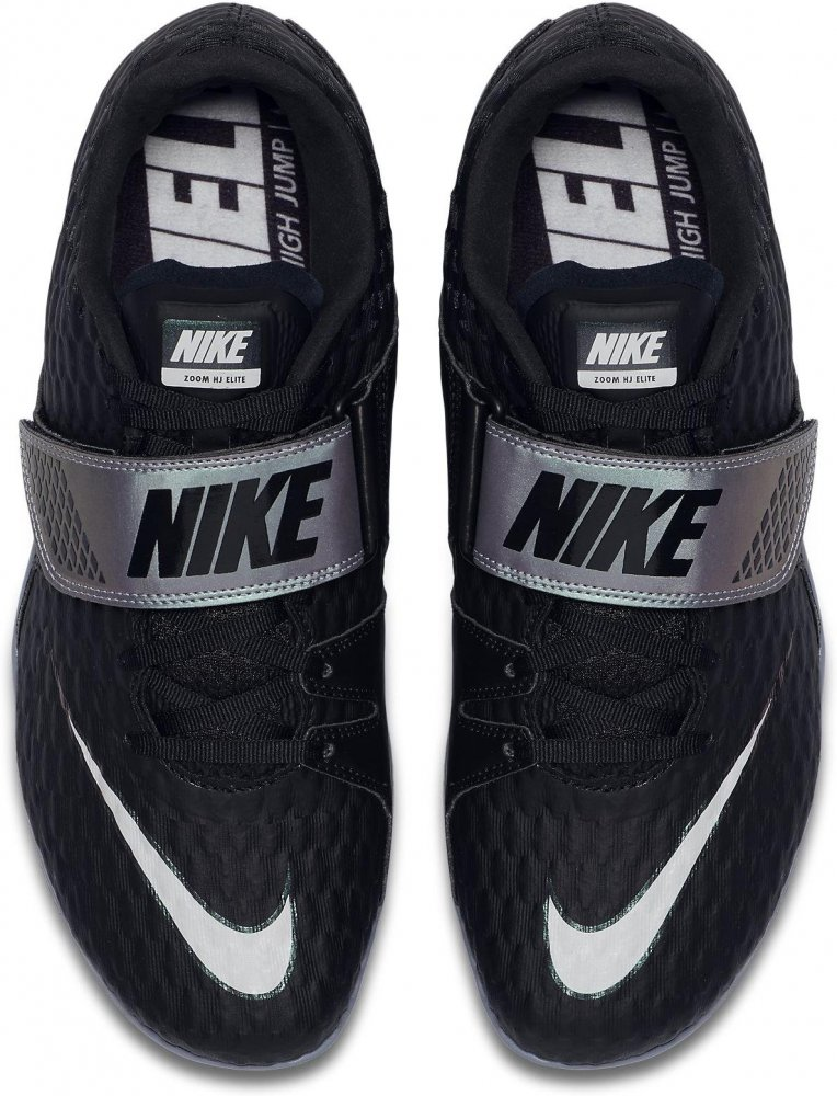 Nike High Jump Elite Black/Indigo - Velikost Nike (m): 42,5 EUR/8,0 UK/9,0 US/27 cm