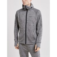 CRAFT Charge Tech Sweat Hood Grey