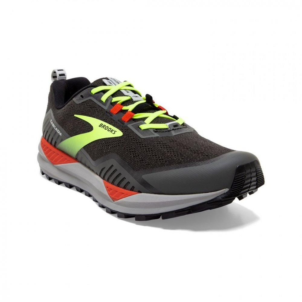 Brooks Cascadia 15 - Velikost Brooks (m): 42,5 EURO/8 UK/9 US/27 cm