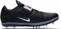 Nike High Jump Elite Black/Indigo