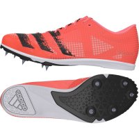 adidas distancestar pink/black