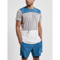 CRAFT Charge Tech SS Tee Grey/Blue