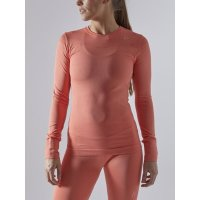 Craft Fuseknit Comfort LS Orange W