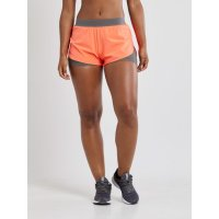CRAFT Vent 2v1 Shorts Orange W
