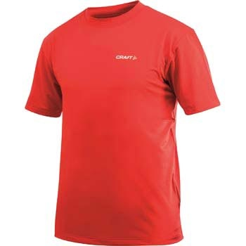 Craft Prime S/S Tee Red