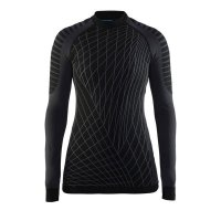 Craft Active Intensity L/S Tee Black W