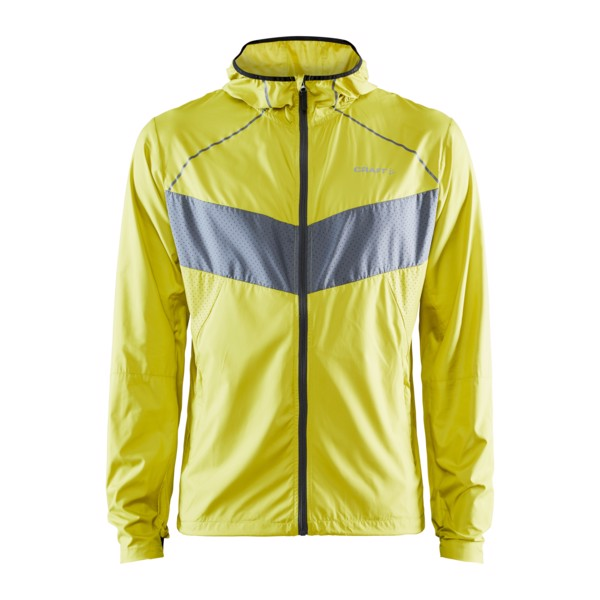 CRAFT Charge Jacket Light Yellow