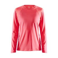 CRAFT ADV Essence LS Tee Red W
