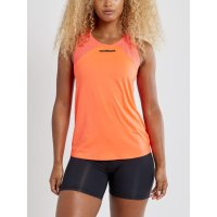 Craft Vent Mesh Tank Orange W