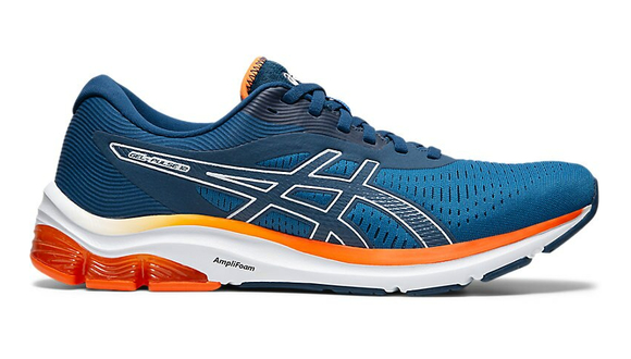 Asics Gel-Pulse 12 Mako Blue - Velikost Asics (m): 44,5 EURO/9,5 UK/10,5 US/28,25 cm