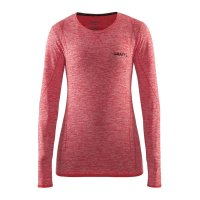 Craft Active Comfort L/S Tee Red W