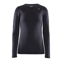 Craft Urban Run Fuseknit LS Black W