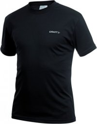 Craft AR S/S Tee Black