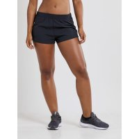 CRAFT Vent Shorts Black W