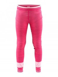 Craft Fuseknit Comfort Tights Junior Pink
