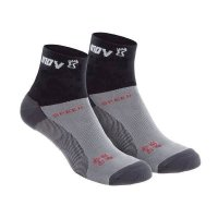 inov-8 speed sock mid black