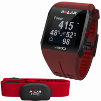 Polar V800 HR Red