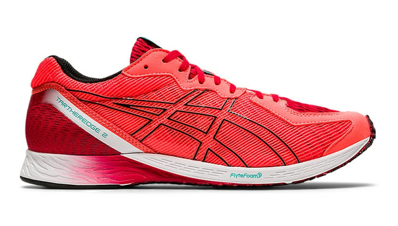 Asics Tartheredge 2 Red/Black - Velikost Asics (m): 44,5 EURO/9,5 UK/10,5 US/28,25 cm