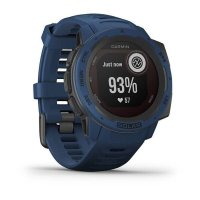 Garmin Instinct Solar Blue Optic