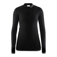 Craft Warm Intensity LS Tee Black W