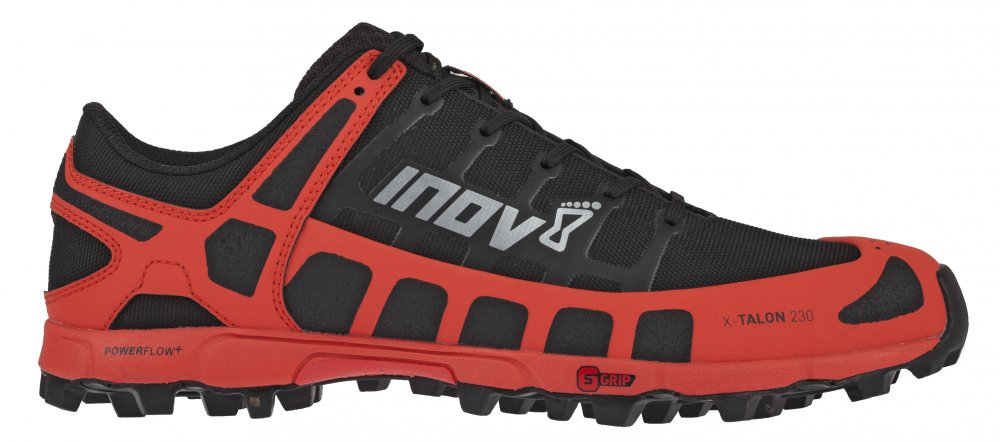 inov-8 x-talon 230 (P) black/red