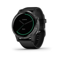 Garmin vívoactive4 Gray/Black Band