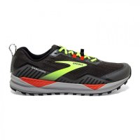 Brooks Cascadia 15 Black/Grey