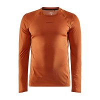 CRAFT ADV Essence LS Tee Orange