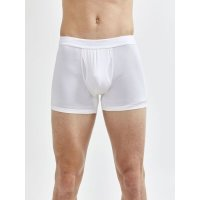 "CRAFT CORE Dry 3"" Boxer White"