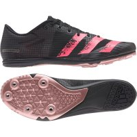 adidas distancestar black/pink