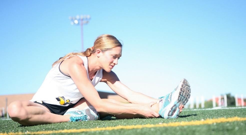 jak se protahovat při běhání